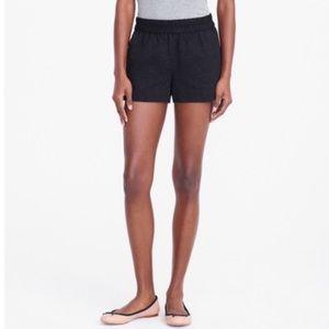 J.Crew Black Shorts
